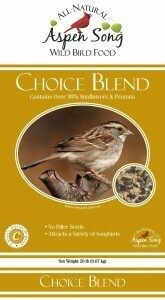 20# ASPEN SONG CHOICE BLEND