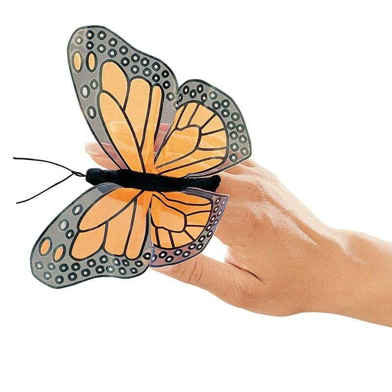 Finger Puppet Butterfly