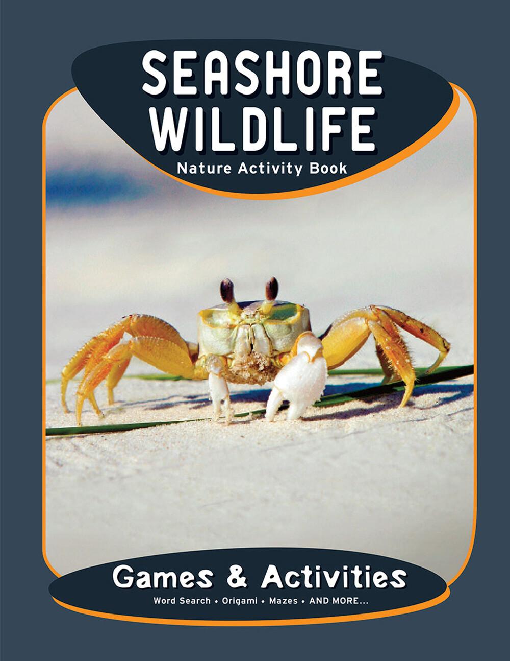 Nature Activity Book: Seashore Wildlife