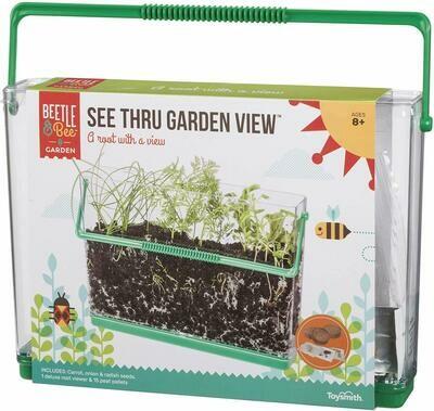 See Thru Garden View