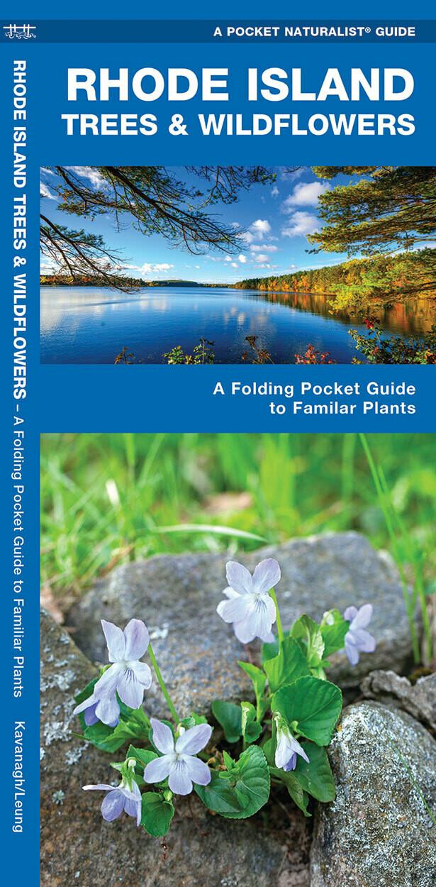 Pocket Naturalist: Rhode Island Trees&Wildflowers
