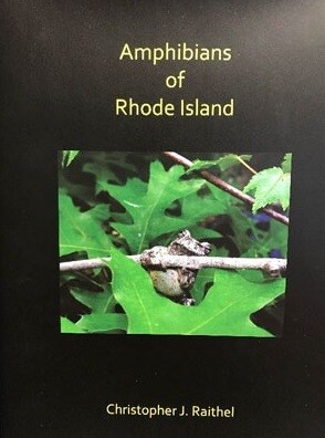 Amphibians of Rhode Island