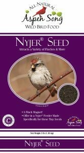 25# ASPEN SONG NYJER SEED