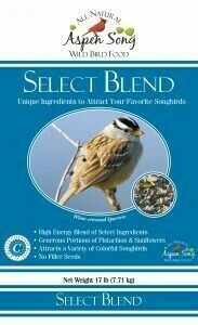 4# SELECT BLEND SEED