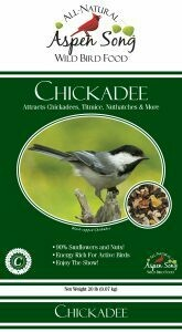 4# Aspen Song Chickadee Mix