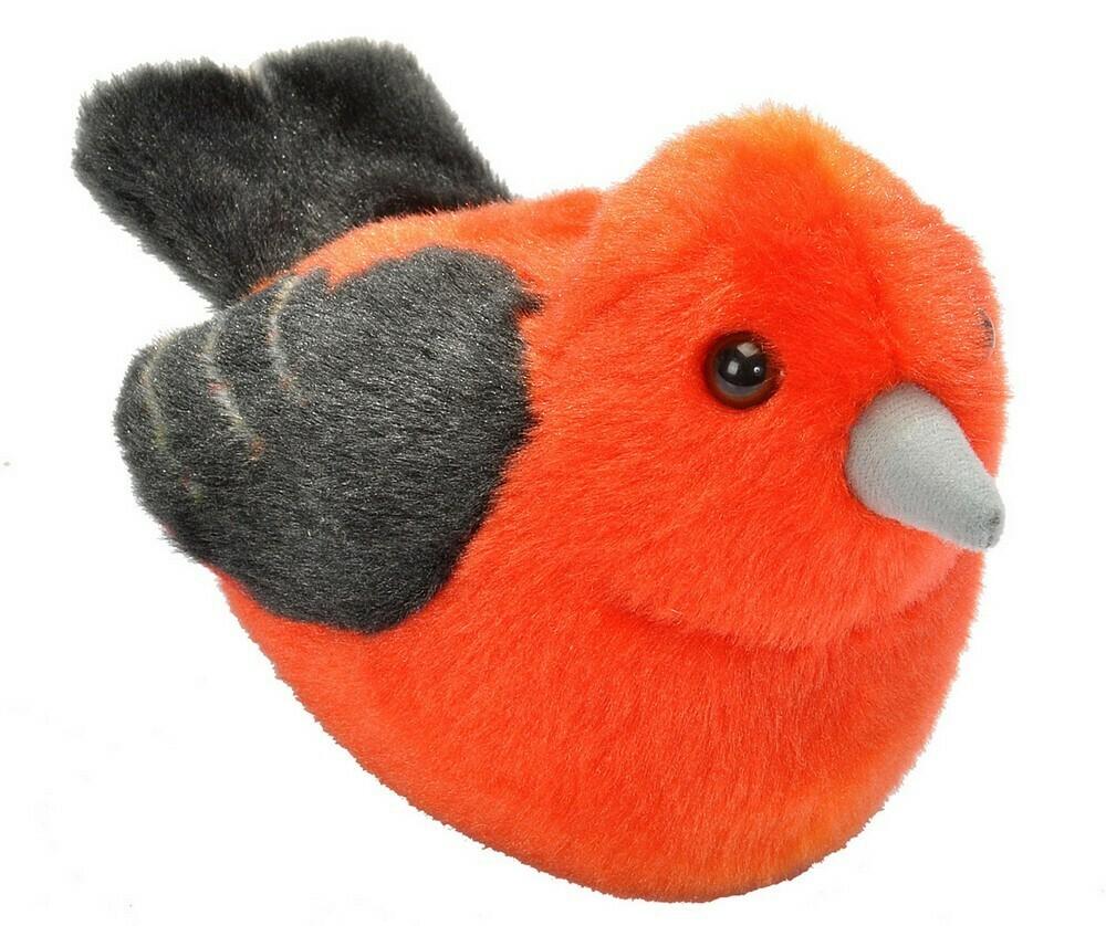 Audubon Birds Scarlet Tanager