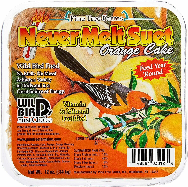 Never Melt Orange