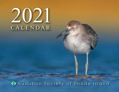 2021 Audubon Society of Rhode Island Calendar