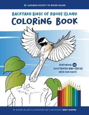 Audubon Coloring Book