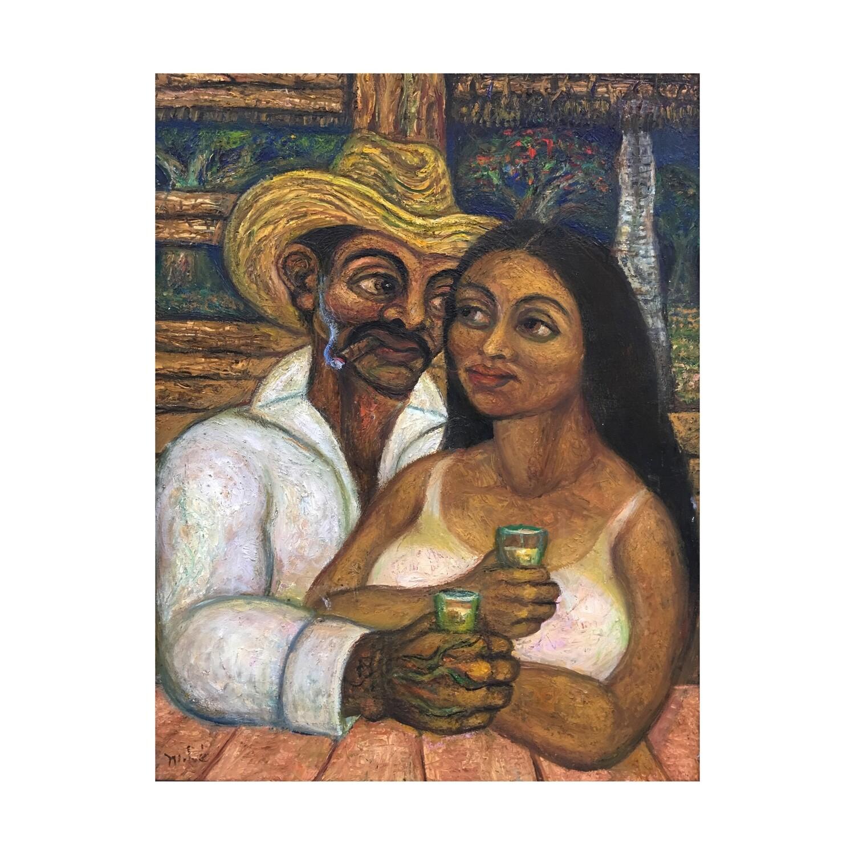 """Héctor Molné, """"Los Novios Guajiros"""""""
