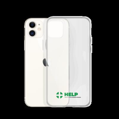 HELP Logo iPhone Case
