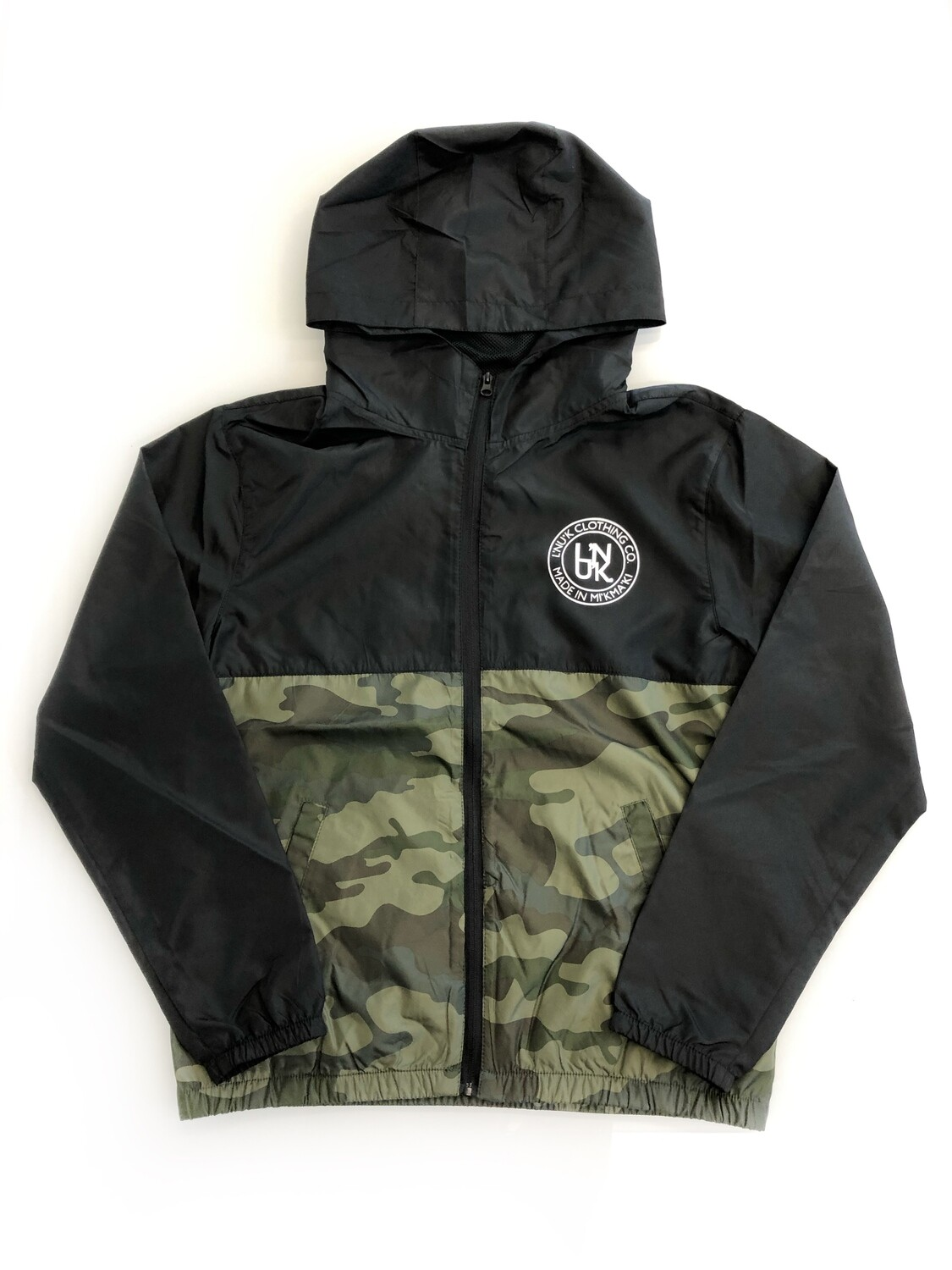 L'NU'K Youth Windbreaker