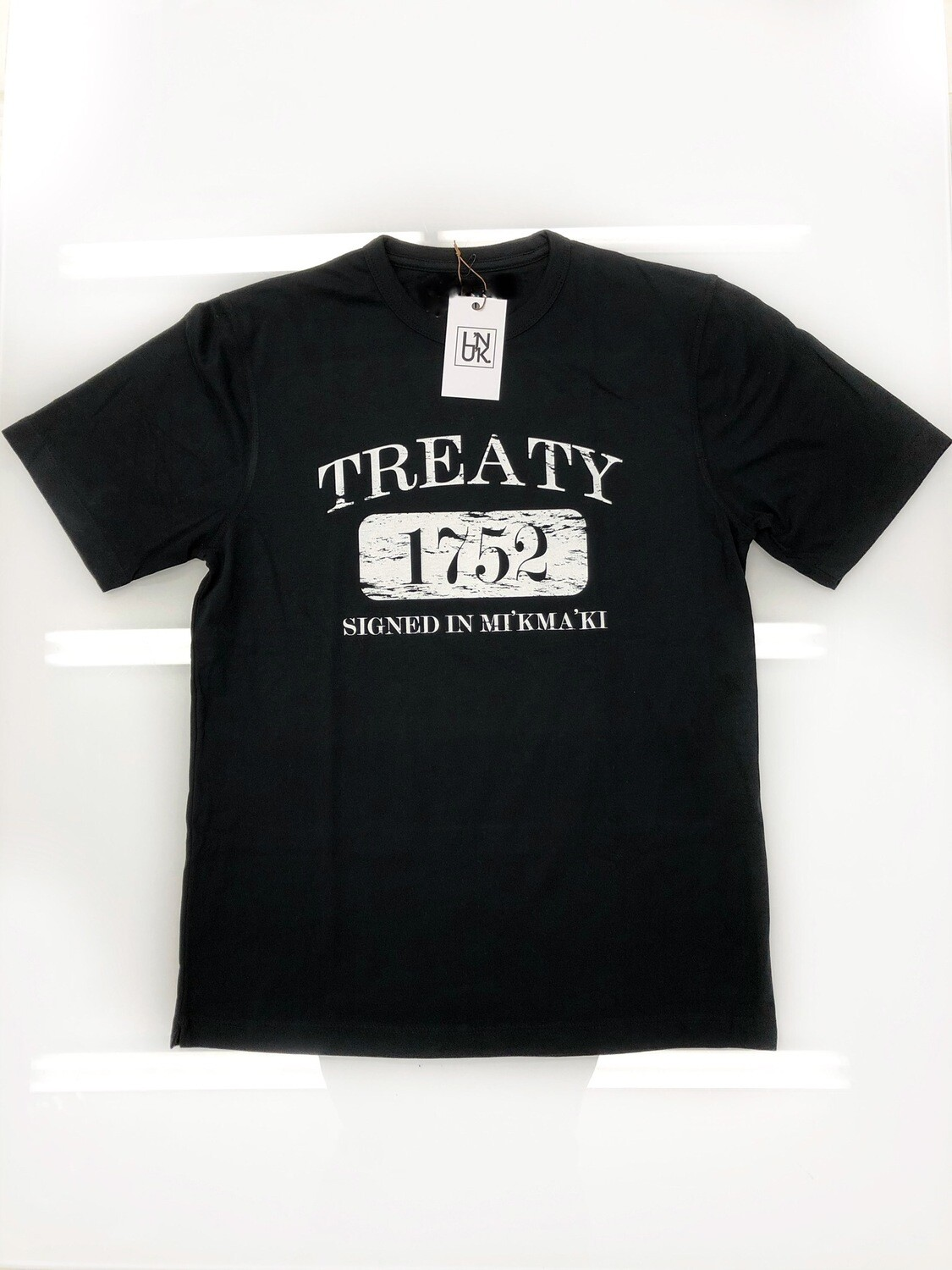 TREATY 1752 T-SHIRT