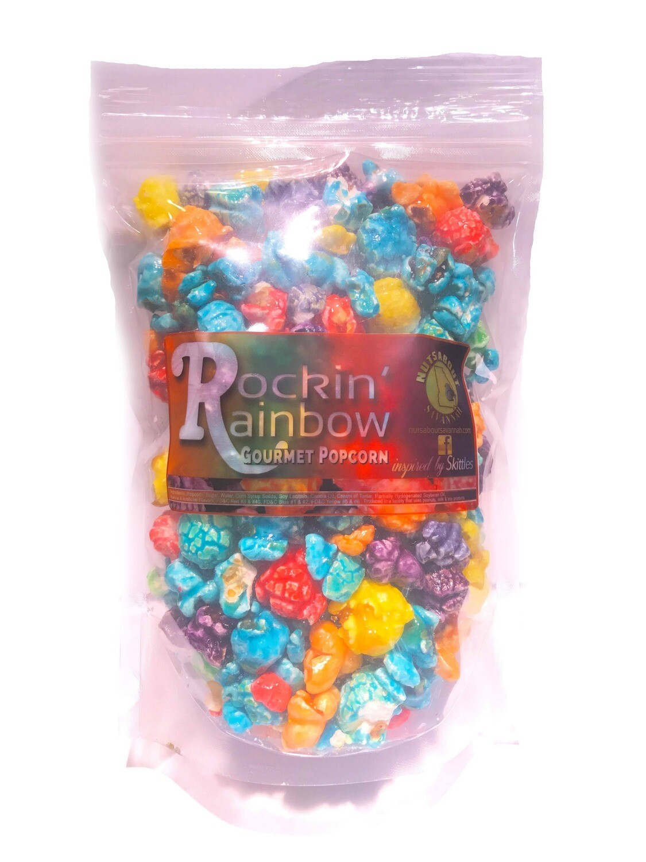Rockin' Rainbow Popcorn