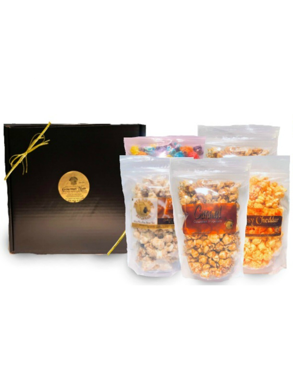Gourmet Popcorn Gift Box