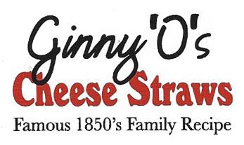 Ginny O`s Cheese Straws