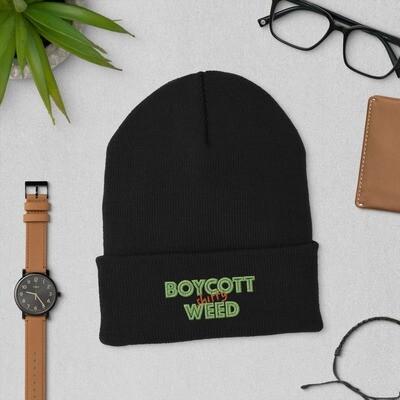 Boycott Lifestyle Cuffed Beanie