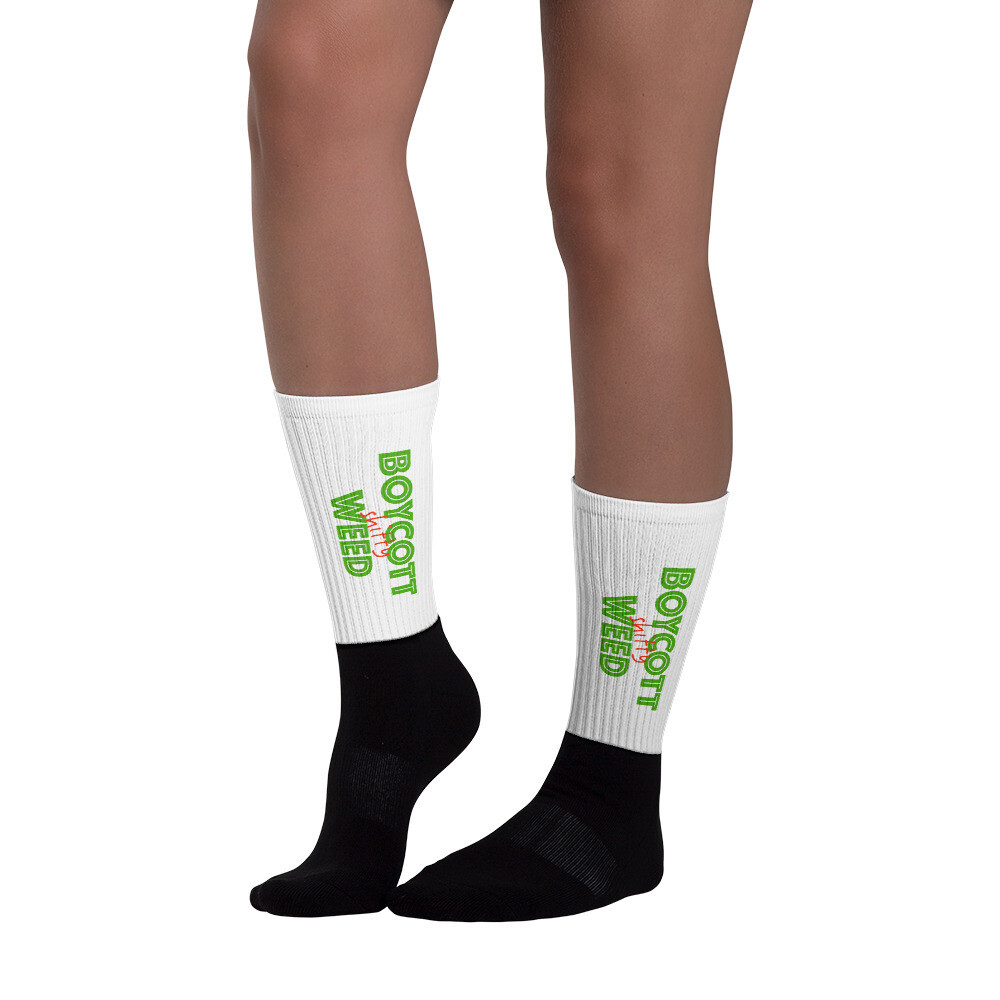 Boycott Lifestyle Socks