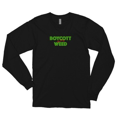 Boycott Lifestyle Long sleeve t-shirt