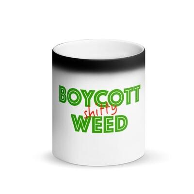 Boycott Lifestyle Magic Mug