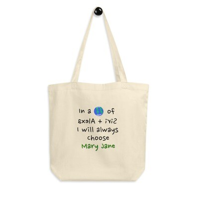 1&Only MJ Eco Tote Bag