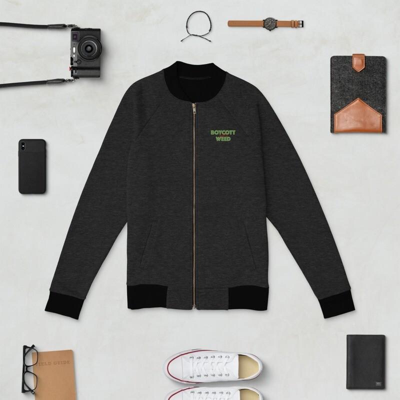 Boycott Lifestyle Bomber Jacket