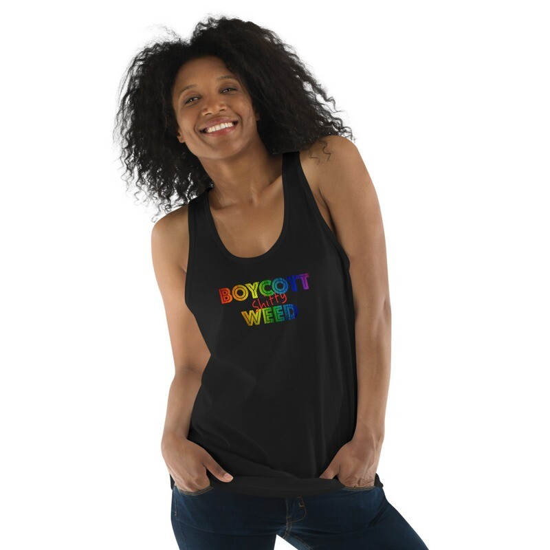 BSW Taste The Rainbow Classic tank top (unisex)