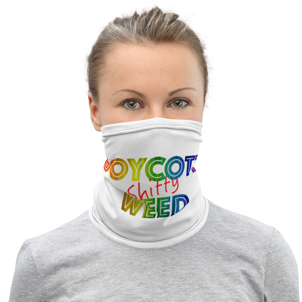 BSW Taste The Rainbow Neck Gaiter
