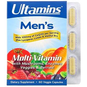 Ultamins 男士複合維生素