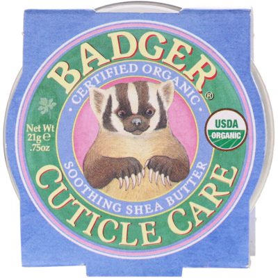 Badger 有機角質層護理乳木果油