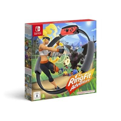 任天堂 Nintendo Switch Ringfit Adventure 健身環大冒險