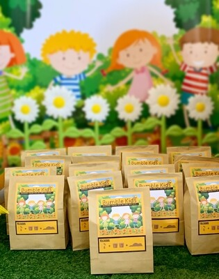 Bumble Kids Sunflower Kits for Fundraising