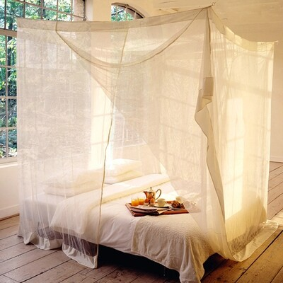 Rectangular bed mosquito net 160
