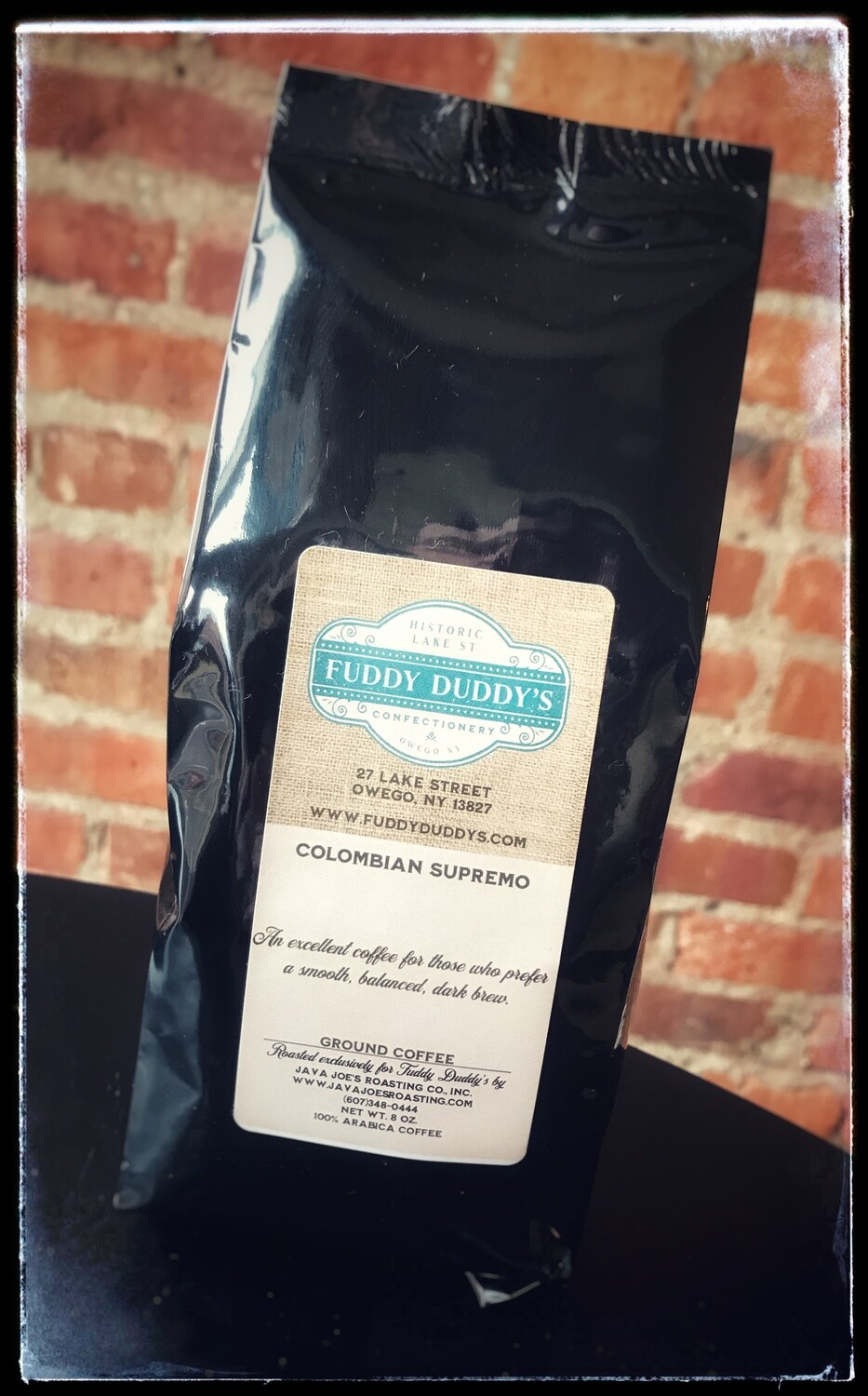 Ground Coffee - Colombian Suprimo - 8 oz