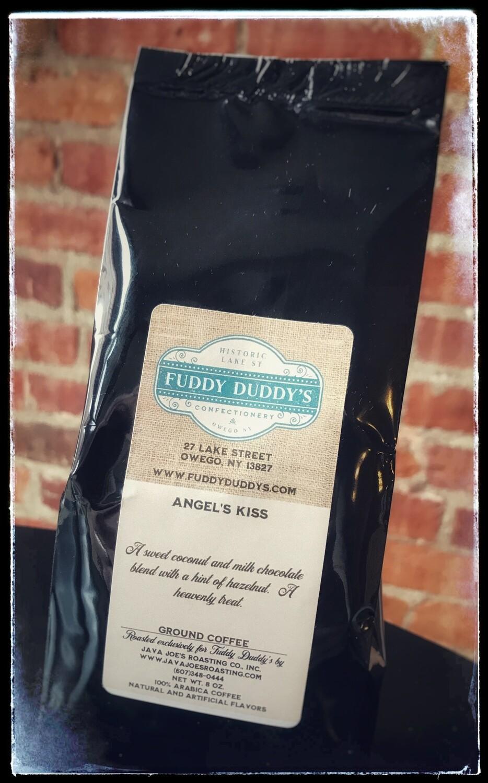 Fuddy Duddy's Angel's Kiss Ground Flavored Coffee