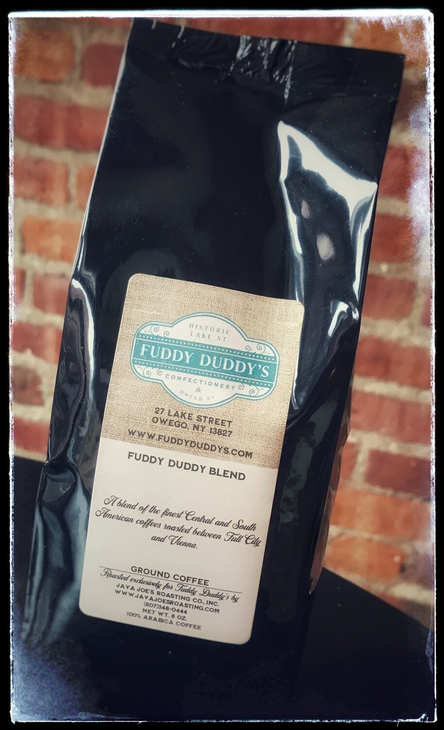 "Fuddy Duddy's ""Fuddy Duddy"" Ground Coffee Blend"