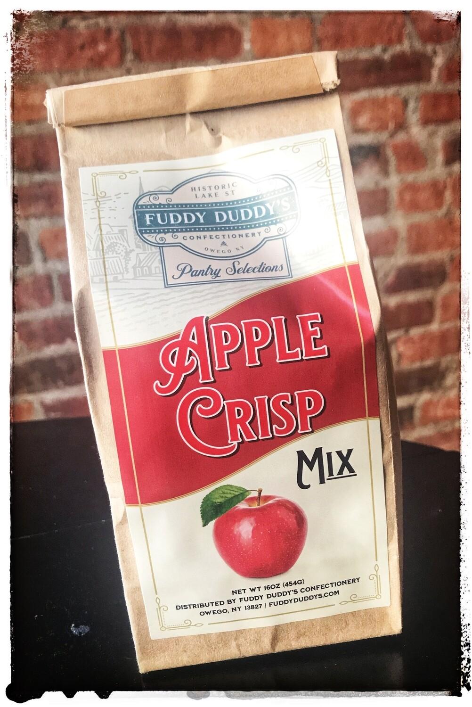 Fuddy Duddy's Apple Crisp Mix