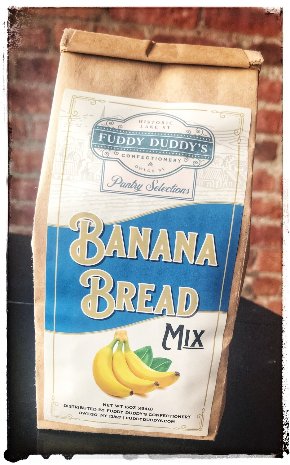 Fuddy Duddy's Banana Bread Mix