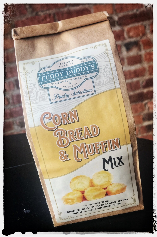 Fuddy Duddy's Corn Bread & Muffin Mix
