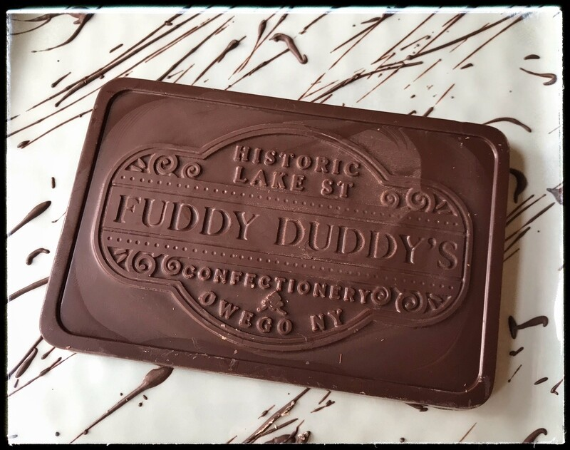 Dark Chocolate Fuddy Duddy Bar