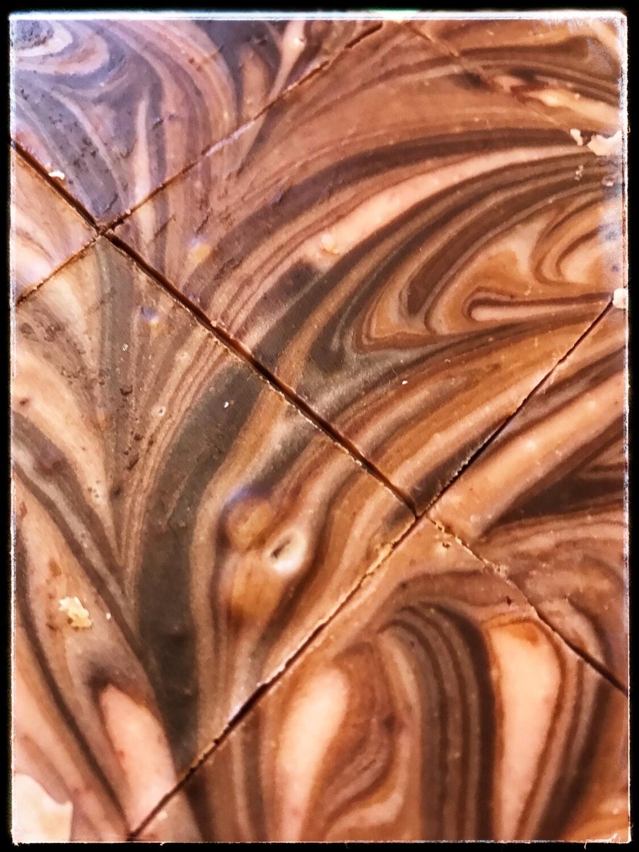 RASPBERRY CHOCOLATE SWIRL FUDGE