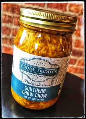 Fuddy Duddy's Southern Chow Chow