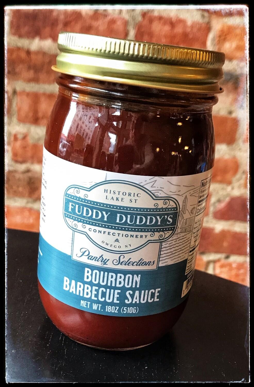 Fuddy Duddy's Bourbon BBQ Sauce
