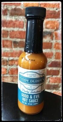 Fuddy Duddy's Good & Evil Hot Sauce