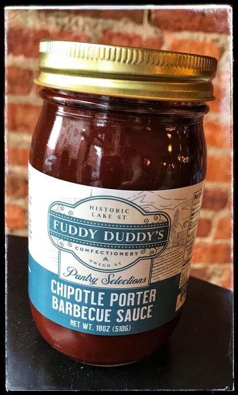 Fuddy Duddy's Chipotle Porter BBQ Sauce