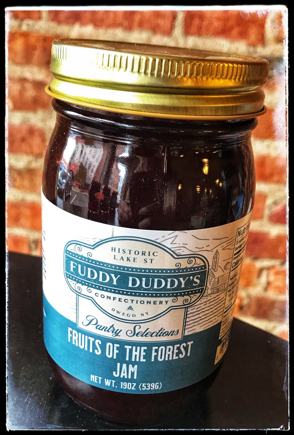 Fuddy Duddy's Fruits of the Forest Jam