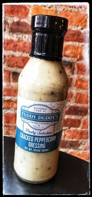 FD Cracked Peppercorn Dressing - 12 oz