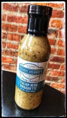 Fuddy Duddy's Italian Herb Vinaigrette