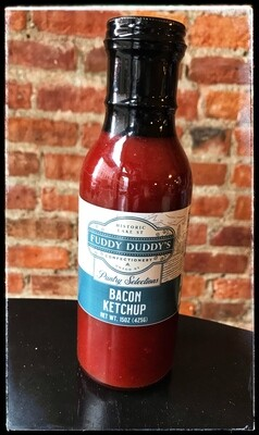 Fuddy Duddy's Bacon Ketchup
