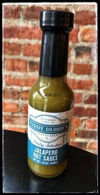 Fuddy Duddy's Jalapeno Hot Sauce